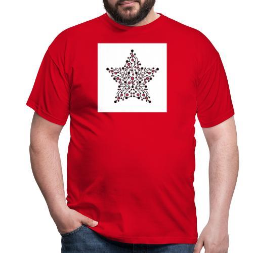 Ster - Mannen T-shirt