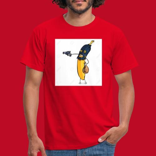 RøverBananen - Herre-T-shirt
