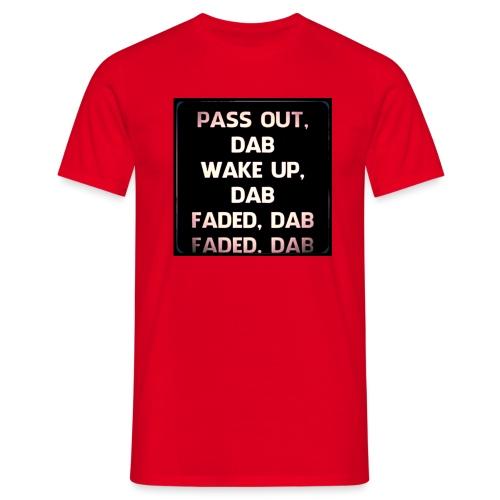 DAB - Mannen T-shirt
