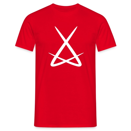 Leaux Jansen Wit - Mannen T-shirt
