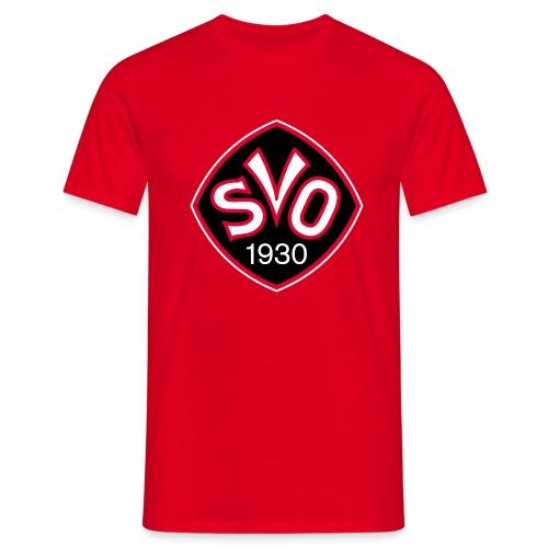 SVO Logo 1930 rot png - Männer T-Shirt
