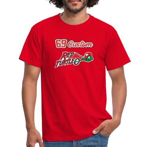 logo redturtle 01 - T-shirt Homme