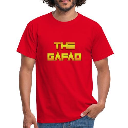 The Gafad - Official Orange/Yellow Logo - Maglietta da uomo