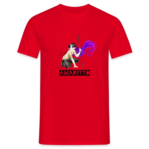 official amaritto logo - Men's T-Shirt