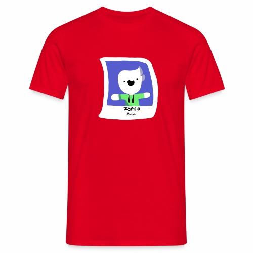 Zypro The Memorable Student - Men's T-Shirt