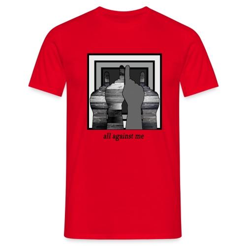 ALL AGAINST ME-2 - Camiseta hombre