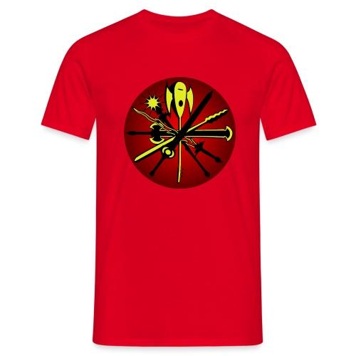 Iron Dawn v2 - T-skjorte for menn