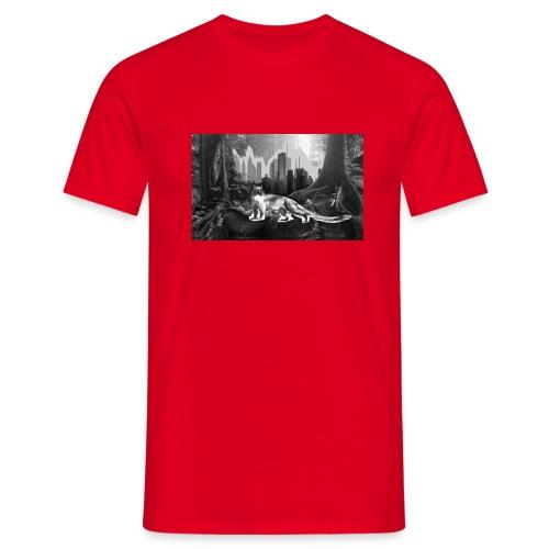 Fossa & Jungle - Men's T-Shirt
