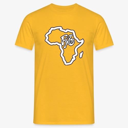 afrika pictogram - Mannen T-shirt