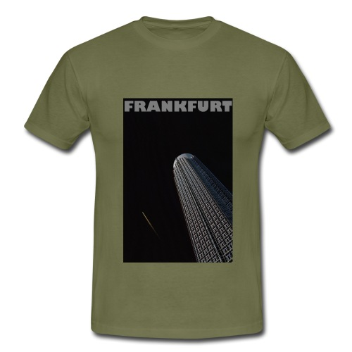 Frankfurt #1 - Männer T-Shirt
