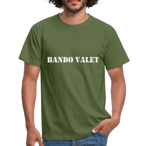 Bando Valet White Official - Men's T-Shirt