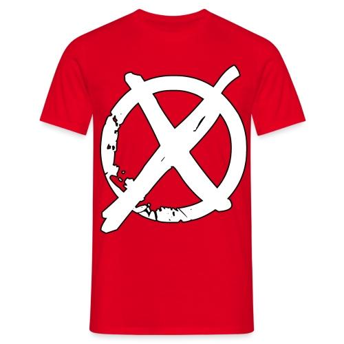 Tony Cole - Modern Straight Edge - Men's T-Shirt