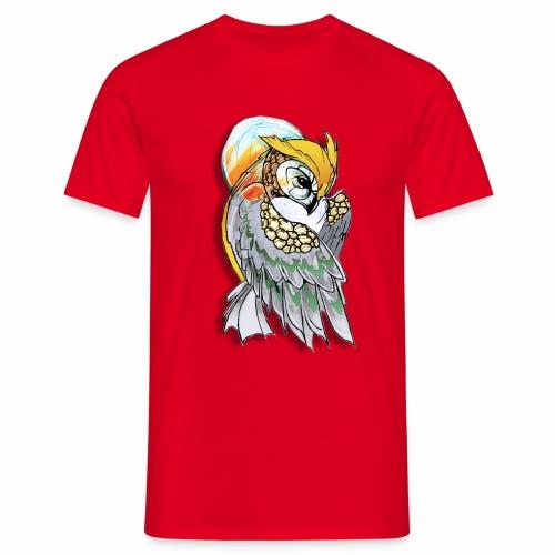 Cosmic owl - Camiseta hombre