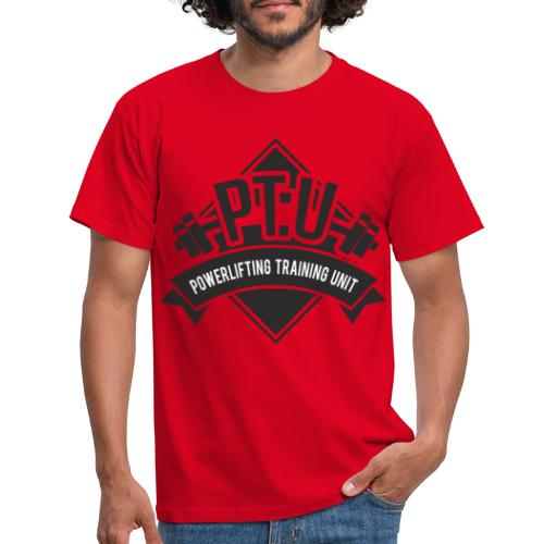 POWERLIFTING TRAINING UNIT COLLECTION - Men's T-Shirt