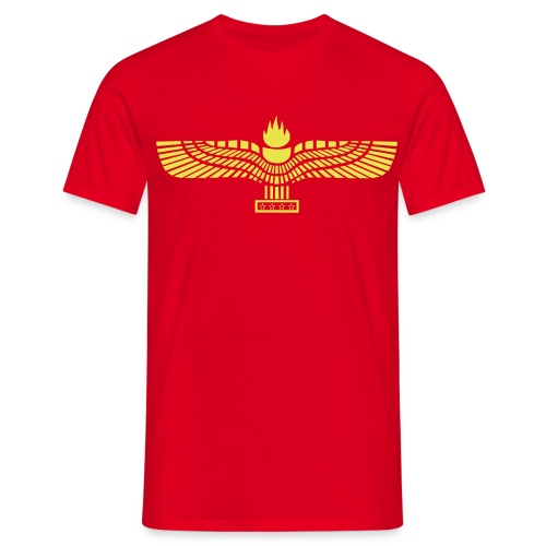 Aramean Flag - Mannen T-shirt