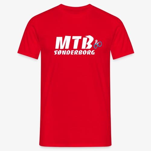 MTB Sønderborg Logo - Herre-T-shirt