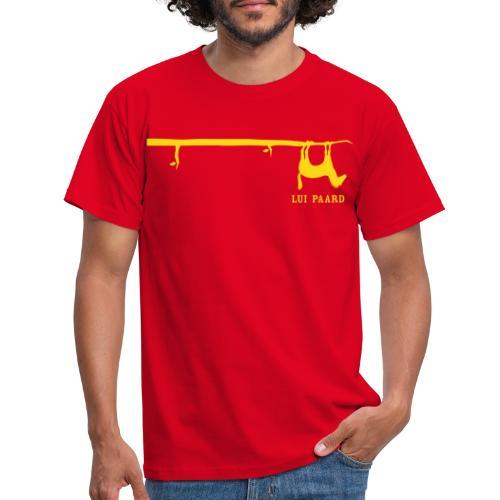 Lui paard 6 - Mannen T-shirt