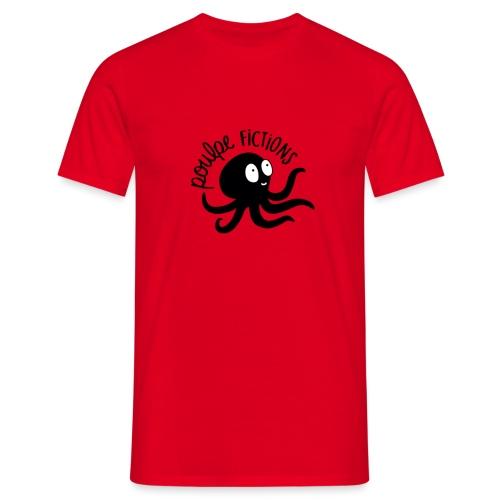 POULPE FICTION - T-shirt Homme