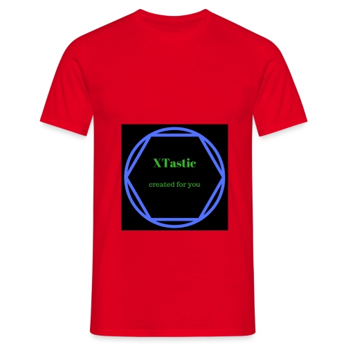 XTastic Merch - Men's T-Shirt