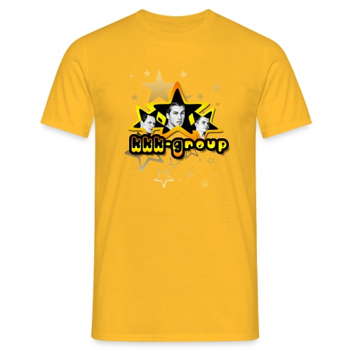 KKK Group - Miesten t-paita