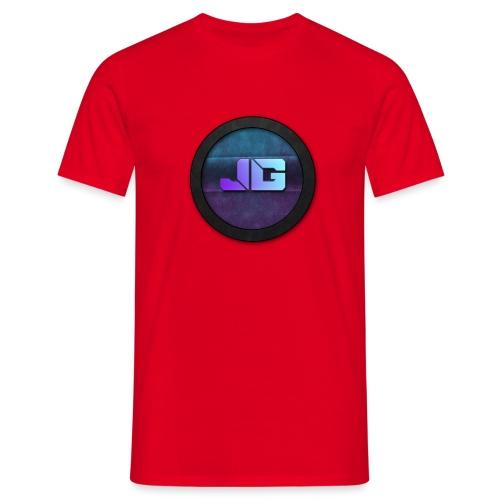 Trui met logo - Mannen T-shirt