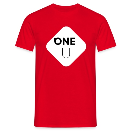 One U - T-shirt herr