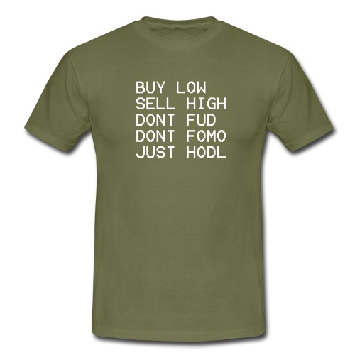juste Hodl - T-shirt Homme