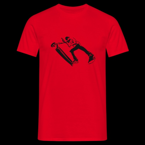 Trot freestyle français - T-shirt Homme