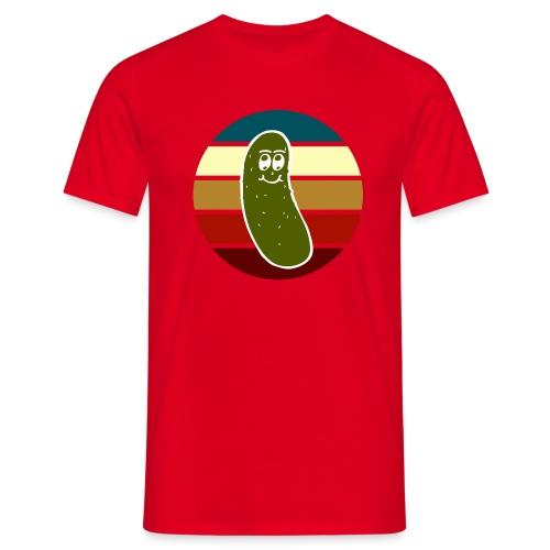 Vintage Colored Pickle #2 - Maglietta da uomo