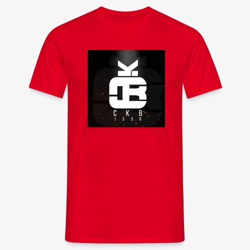 cbk233 vit - T-shirt herr
