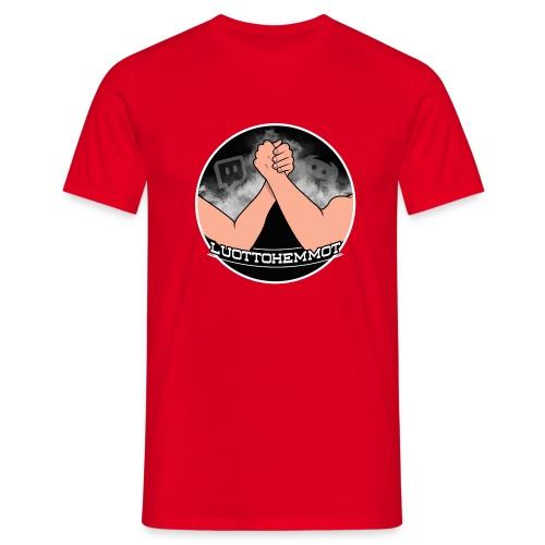 Luottohemmot_uusi - Miesten t-paita