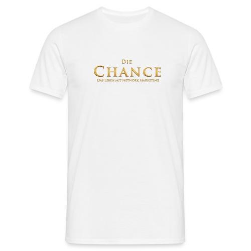 bannergross - Männer T-Shirt