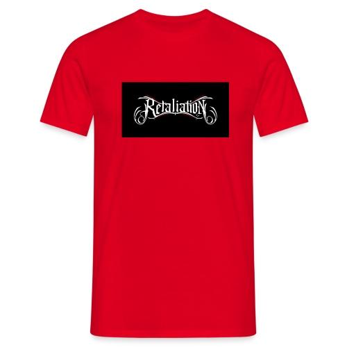 retaliation - Männer T-Shirt