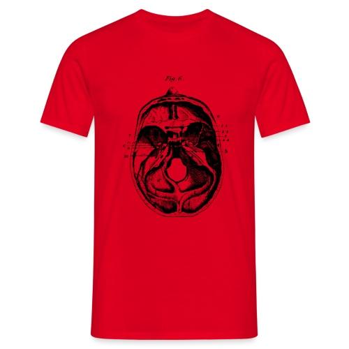 Esprit ouvert noir - T-shirt Homme
