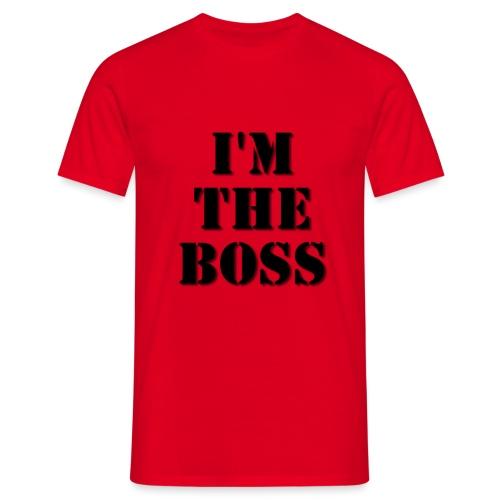 EL JEFE - Camiseta hombre