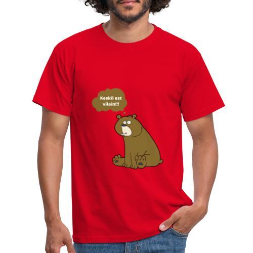 Vilain monsieur - T-shirt Homme