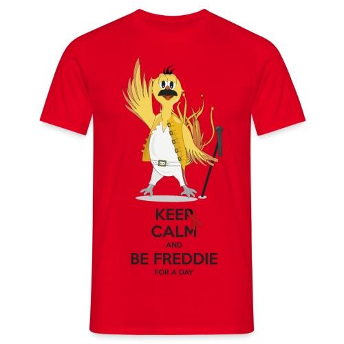 Freddie For A Day - Männer T-Shirt