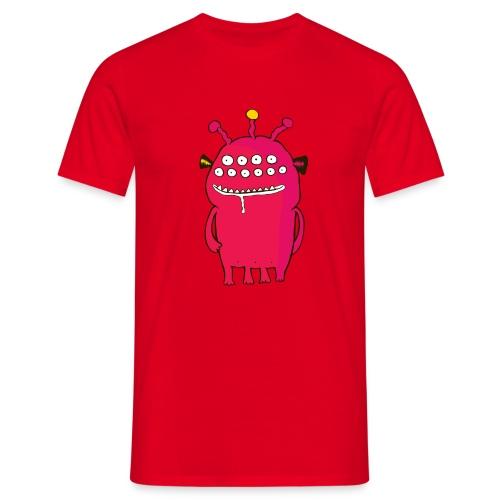 Alienating... (monster #1) - Men's T-Shirt
