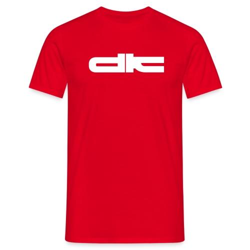 dk gross - Männer T-Shirt
