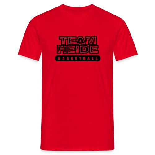 team heide basketball 1c - Männer T-Shirt
