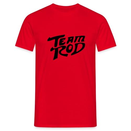 team rod - Männer T-Shirt