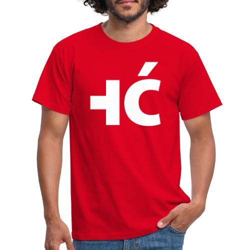 Kroatien-Schweiz - Männer T-Shirt