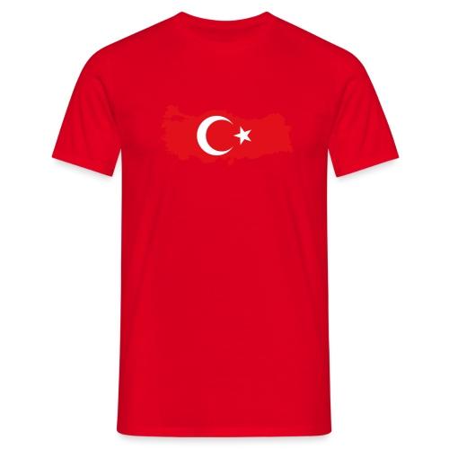 Tyrkern - Herre-T-shirt