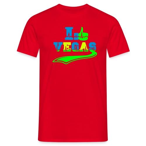 I LIKE Las Vegas - Men's T-Shirt