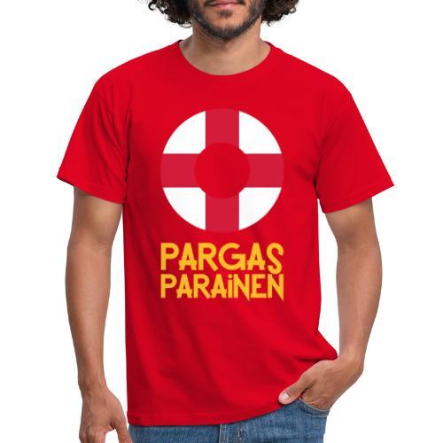 Livboj: Pargas - Miesten t-paita