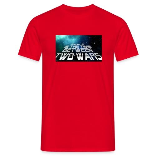 war 3348988 960 720 - Männer T-Shirt