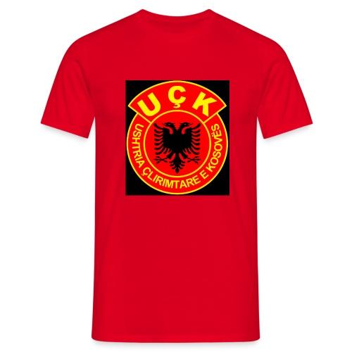 Ushtria Çlirimtare Kosovë - Männer T-Shirt