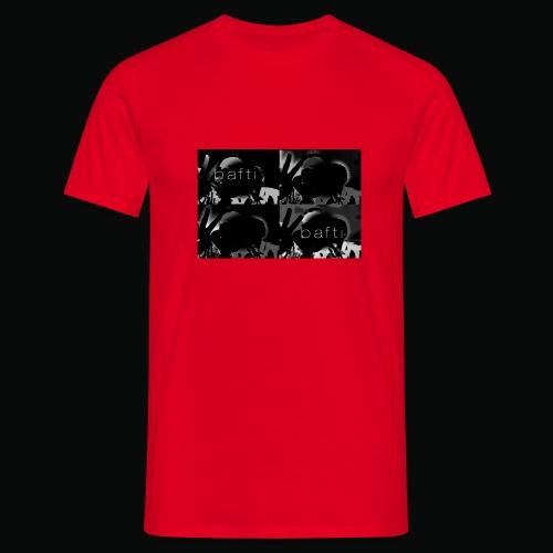 black bafti crew - Herre-T-shirt