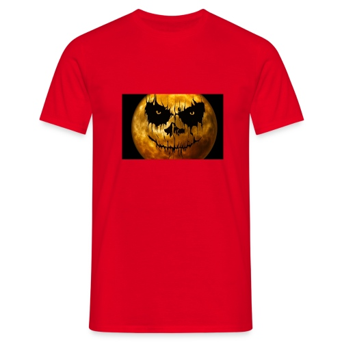 Halloween Mond Shadow Gamer Limited Edition - Männer T-Shirt