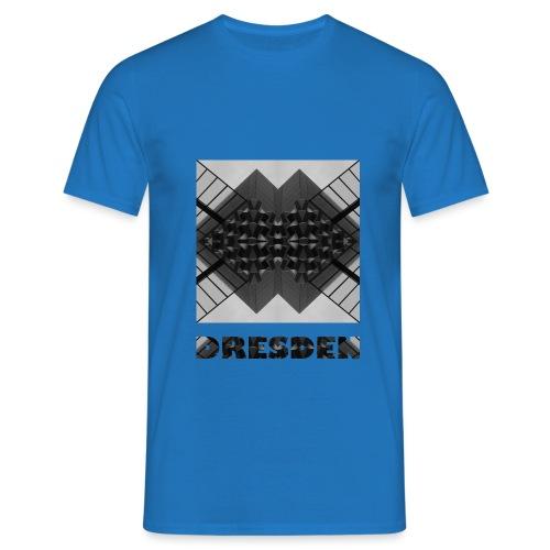Dresden #1 - Männer T-Shirt